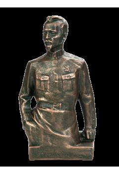 Дзержинский (минипамятник, бюст №6)