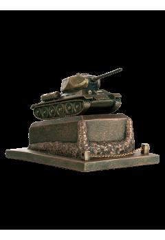Т-34 (минипамятник)