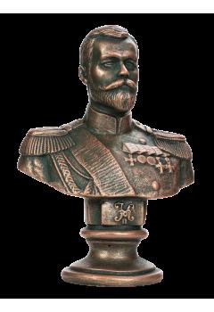 Николай Второй (бюст)
