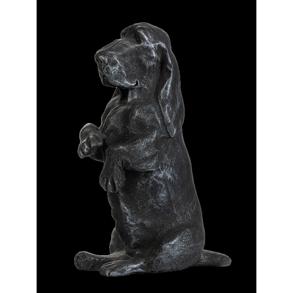 Бассет (статуэтка)