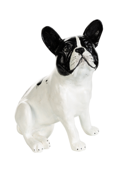 Французский бульдог (статуэтка)