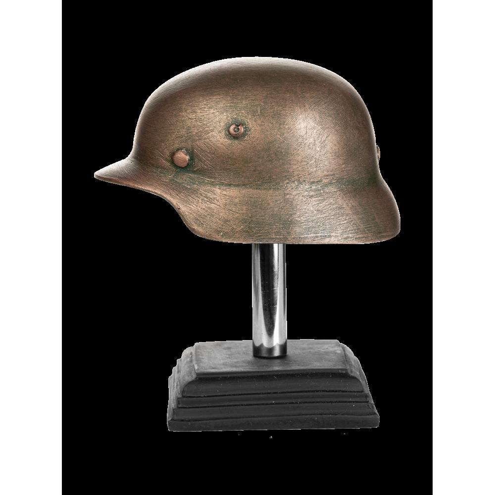 Немецкая каска (сувенирная) № 40