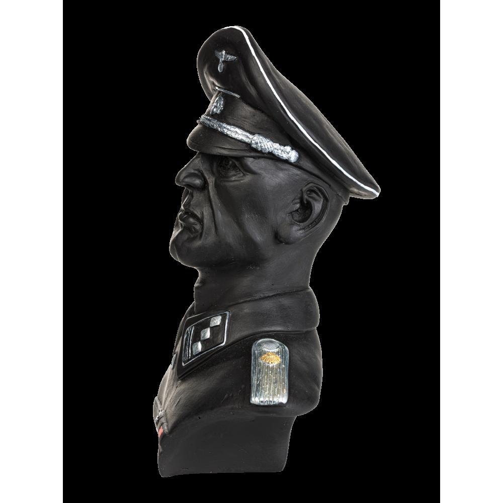 Бюст немецкого офицера СС № 35