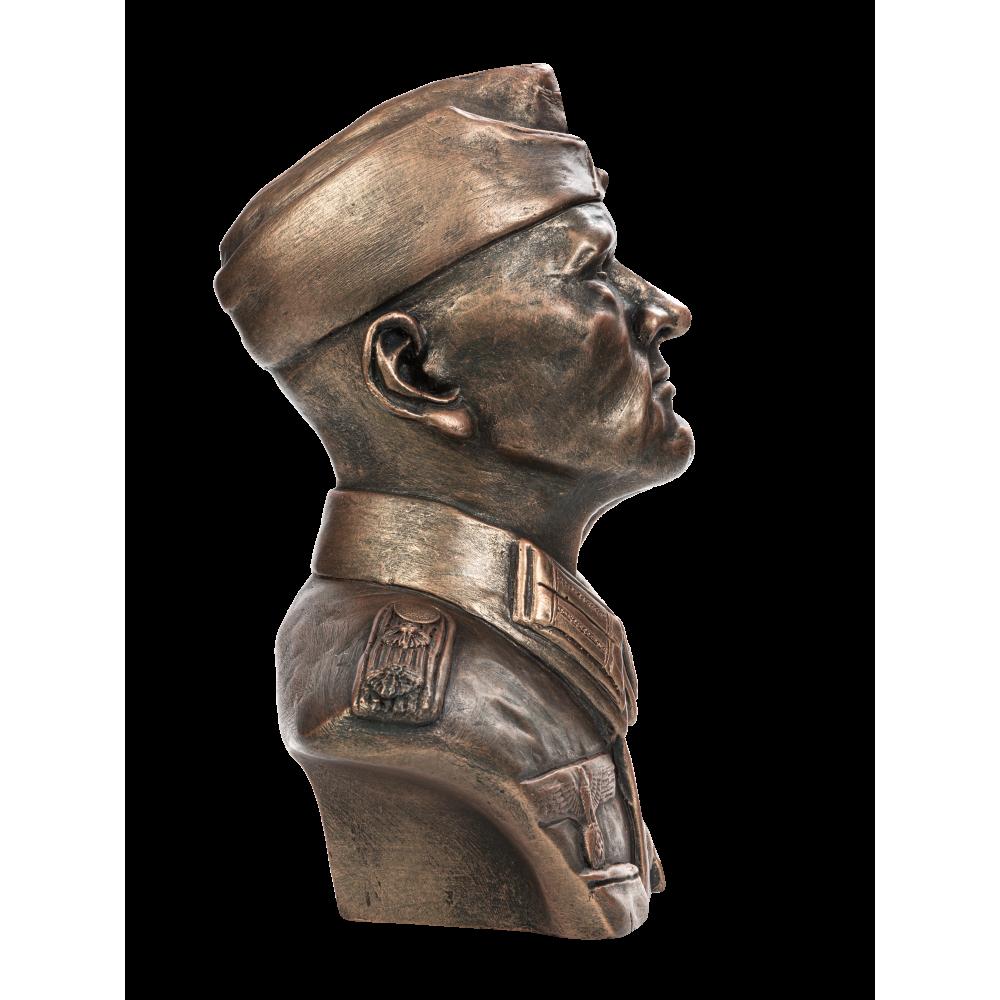 Бюст немецкого офицера № 34