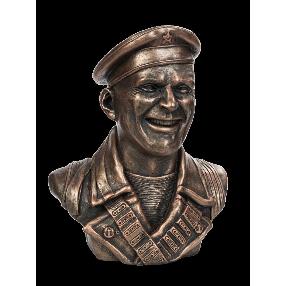 Бюст советского моряка №11