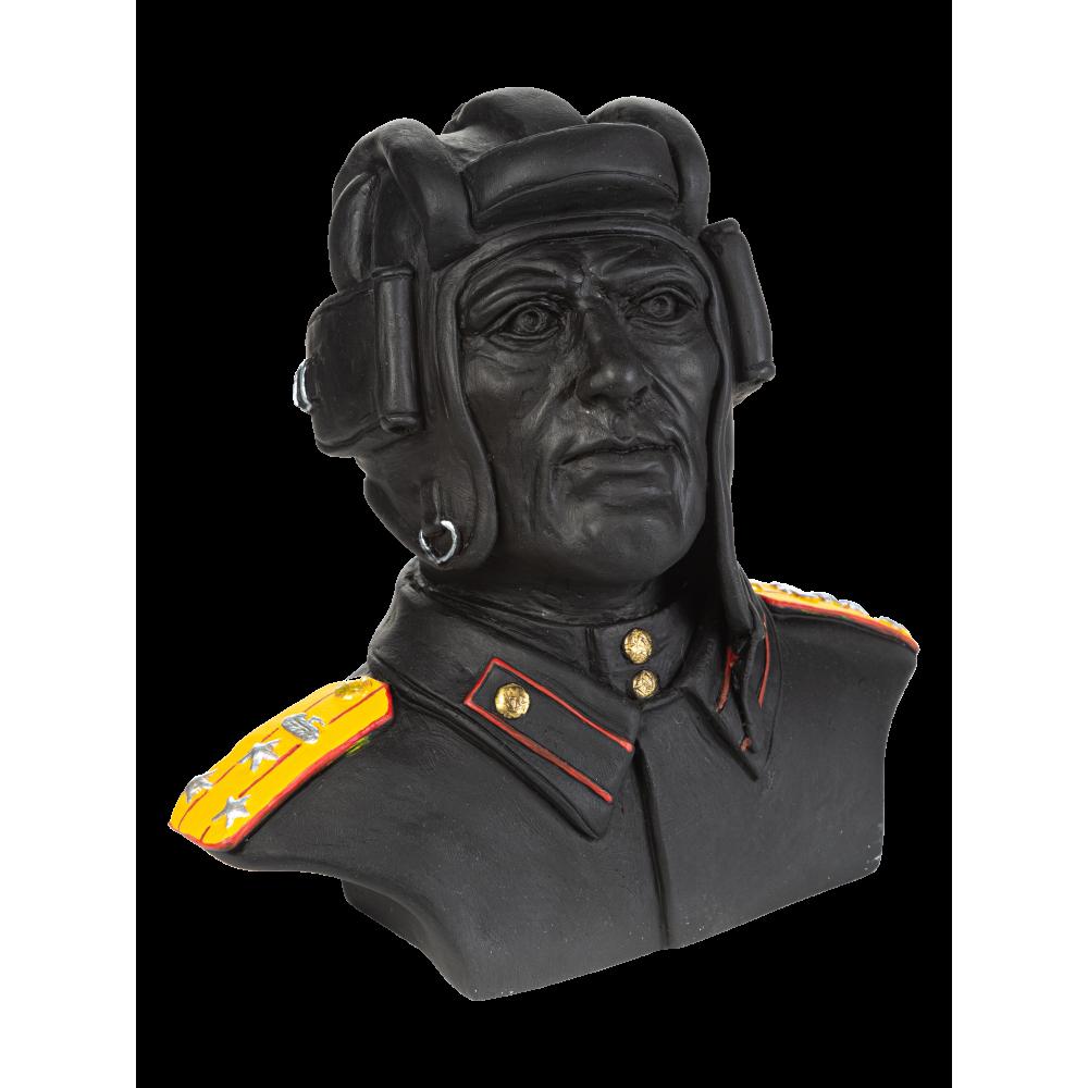 Бюст советского танкиста №5