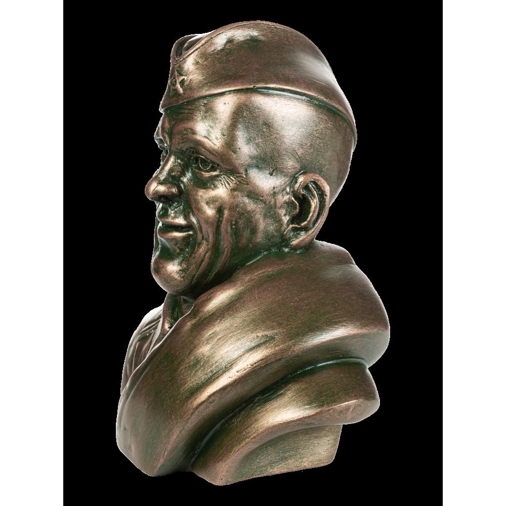 Бюст советского солдата №4