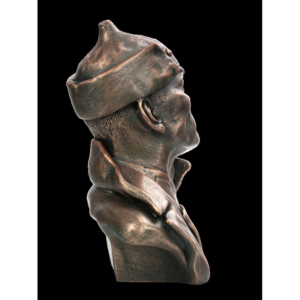 Бюст советского солдата №2