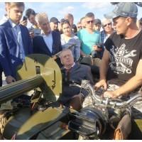 Владимир Жириновский и коллекция Алексея Карамазова