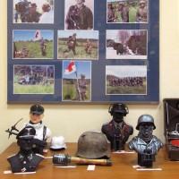 Выставка военно-исторической реконструкции